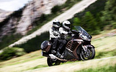 Moto turismo