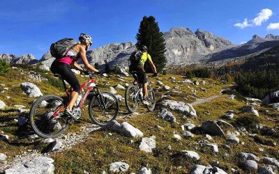 Mountain Bike in Garfagnana